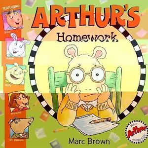 homework arthur yorinks