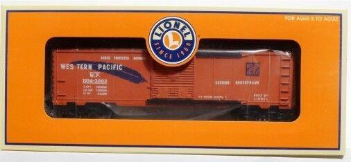 Lionel 6-52275 TCA Western Division 2003 Western Pacific Box Car O Scale Trains