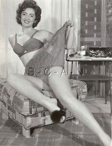 Original Vintage 40s-60s Risque Pinup Photo- Super Well