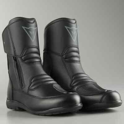 Stivali bassi pelle moto Dainese Nighthawk D1 goretex taglia 46 touring boots | eBay
