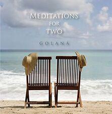 Golana, Golaná - Meditations for Two [New CD]
