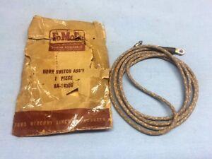 Horn Button Pollak Flat Surface Mount Hot Rod 3 Year Warranty Hot Rod rat plk