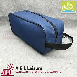 Tent BLUE Caravan Motorhome Awning Peg Bag For Pegs /& Guyrope Tent  109561A