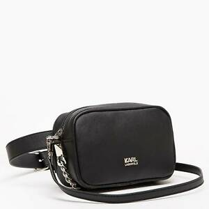 Exclusive-Karl-Lagerfeld-x-Falabella-Waistbag-amp-Shoulder-Bag-Black-Limited
