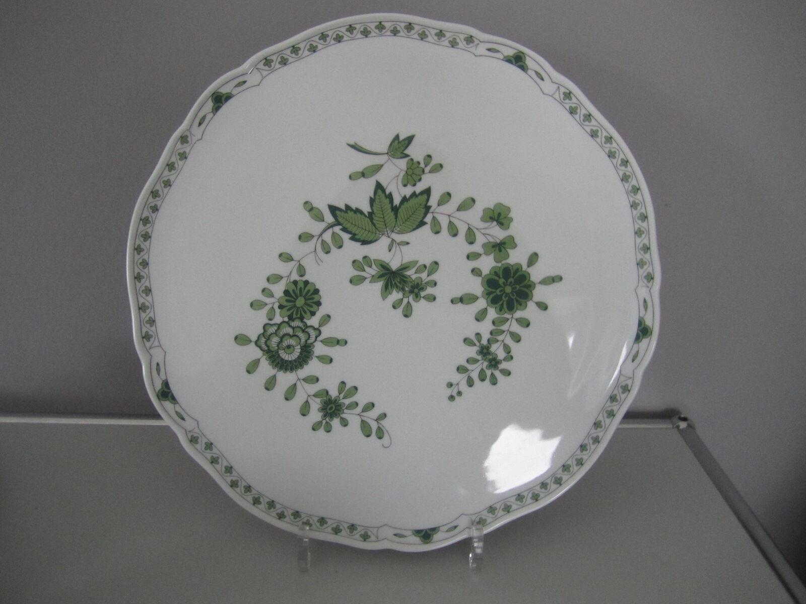Hutschenreuther MARIA THERESIA Schloßgarten TORTENPLATTE 32 cm Platter | Rich-pünktliche Lieferung