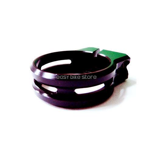kenking seatpost clamp black 34.9mm ROAD BIKE MTB seat post f 30.9mm 31.6mm 336