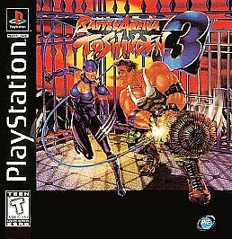 Battle Arena Toshinden 3 Sony Playstation 1 1997 For Sale