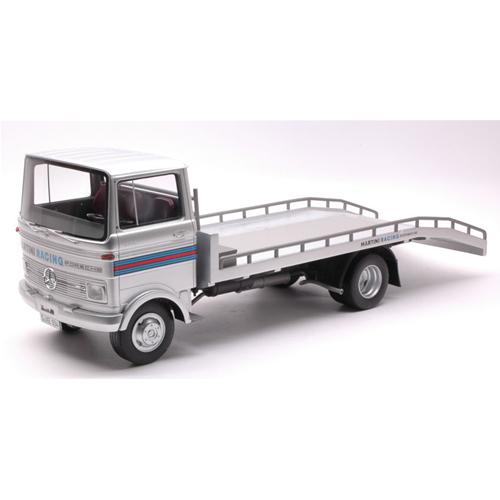 MERCEDES LP 608 PORTAUTO MARTINI 1 18 Premium Classixx Camion Die Cast