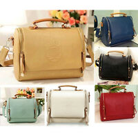 Fashion Korean Women Satchel Shoulder Handbag Messenger Crossbody ...