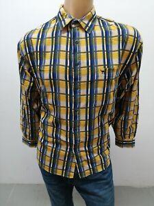 Camicia-CAMEL-Uomo-taglia-size-L-chemise-homme-shirt-man-maglia-polo-uomo-p-6104