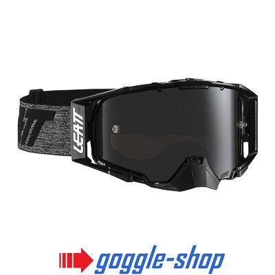 Leatt Velocity 5.5 Iriz MX Goggles One Size Black ~ Bronze
