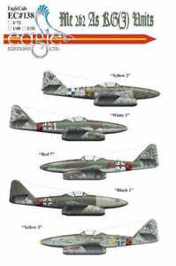 Eagle Cal 1/32 Messerschmitt Me 262 Como De KG ( Jarno ) #32138