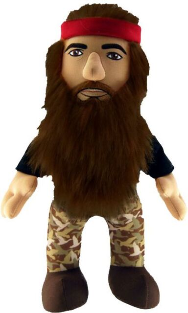 Duck Dynasty - 24 inch Willie Plush with Sound - Commonwealth Toy & Novelty Co.