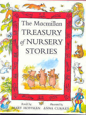 The Macmillan Treasury of Nursery Stories by Hoffman, Mary, Good Book (Hardcover