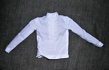 DID 1/6th Scale WW2 German Officer's White Shirt - Otto