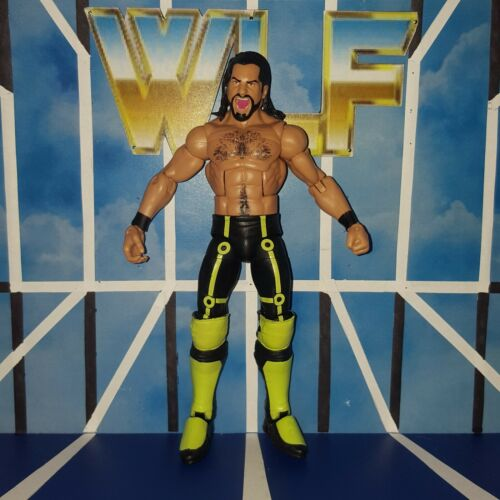 Seth Rollins-Elite Series 52-WWE Mattel Wrestling Figure