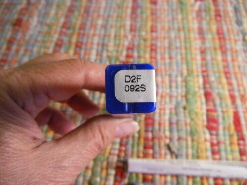 """Range .094/"""" Sunnen New D2 F 092 S Mandrel .092/"""""""