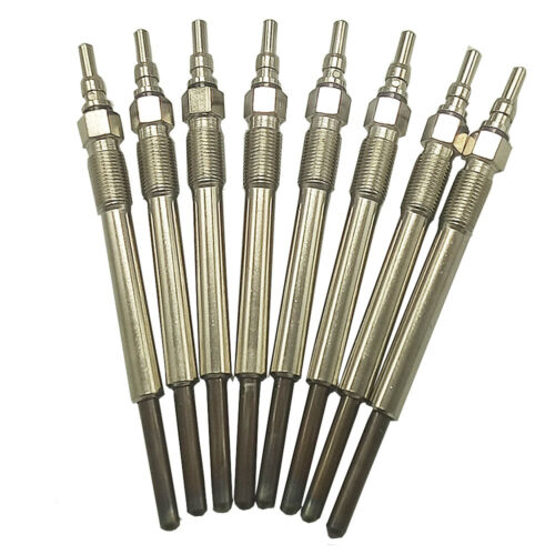 8pc New Glow Plugs for 1994-2003 F4TZ-12A342-BA Diesel F250 E350 7.3L V8