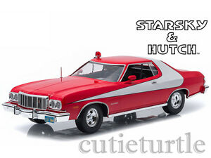 greenlight starsky and hutch tv series 1976 ford gran. Black Bedroom Furniture Sets. Home Design Ideas