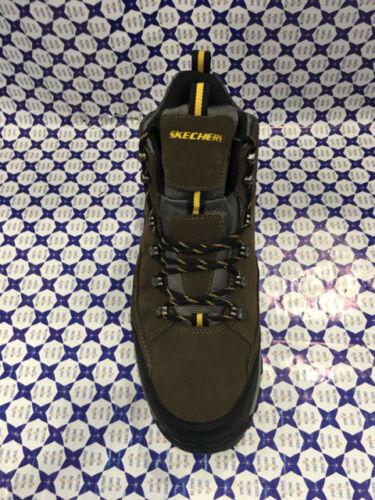 Skechers Relment Trekking Scarpe Marrone Waterproof Pelmo 64869 Uomo 1H5qnqwRP