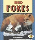 Red Foxes (pull Ahead Books) by Michelle Levine 9780822598879