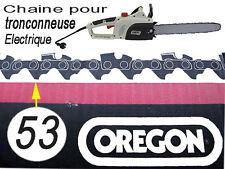 Chaine tronconneuse OREGON 53 T tronconneuse electrique 53 maillons