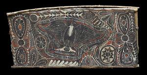 Ecorce-peinte-blackwater-painted-sago-bark-ceiling-oceanic-tribal-art