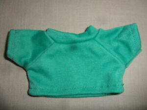 Small-T-Shirt-Green-For-Approx-7-7-8in-Bears
