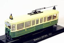 1:87 Altas Motrice L STCRP 1923 Tranvía A026