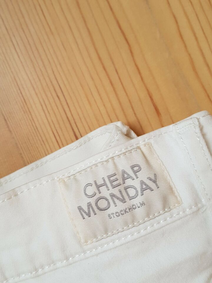 Jeans, Cheap Monday, str. 28