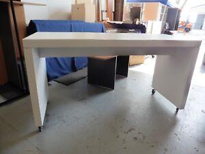 OFFICE-WHITE-2000MM-RECTANGULAR-STANDING-TABLE-BRISBANE