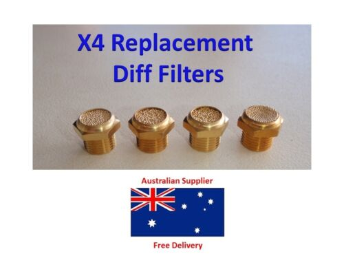 Diff Breather Replacement Filters suitable for Air Filter Housing Installation