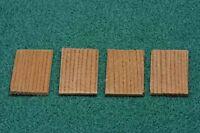 Dollhouse Miniature Red Cedar Shingles For Dollhouse Or Birdhouses