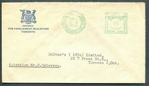 CANADA-METER-POSTAGE-COVER-034-THE-PARLIAMENT-BUILDINGS-034-3-HOUSE-OF-ASSEMBLY