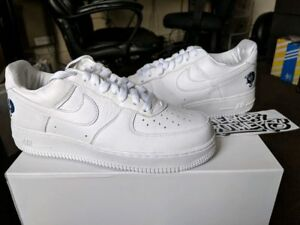Details about Nike Air Force One 1 '07 Low x ROCAFELLA Roc A Fella Triple White AO1070 101