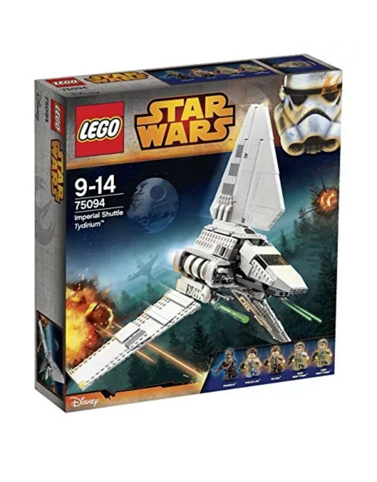 LEGO Star Wars 75094 Imperial Shuttle Tydirium New Sealed Retired Retired Retired 87ac48