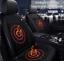 12V-Car-Front-Heating-Seat-Warmer-Heater-Heated-Pad-Cushion-Soft-Cover-Black thumbnail 1