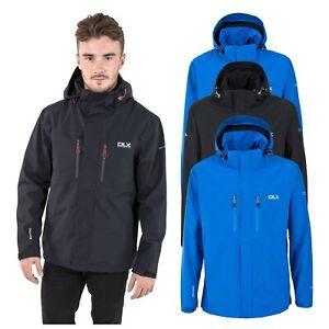 DLX-Mens-Waterproof-Hiking-Jacket-Hooded-Wind-Rain-Coat-For-Walking