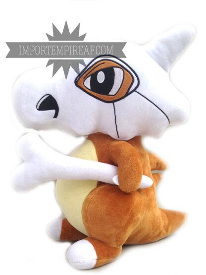 POKEMON CUBONE SOFT TOY 30 CM snowman Osselait Tragosso Marowak 104 plush doll