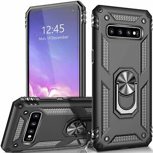 For Samsung Galaxy S10 , S10E , S10 Plus Case Kickstand Shockproof Hard Cover