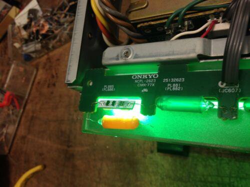VU METER//LIGHTS//BULB//M504,M506,M508,M510,M5570//AMPLIFIER 14v-LED AXIAL LAMPS 4
