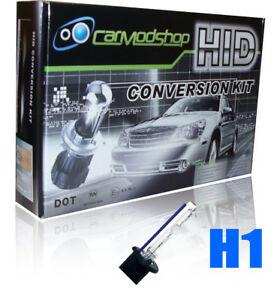 H1-Kit-conversion-Xenon-HID-PAIRE-DE-electrique-piece-de-rechange-slim-pour-Ford