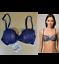 La Perla Studio Tecnosensual T-Shirt Bra in Blue 905306 MSRP $95