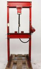 Hydraulic Shop Press Snap On Tools Cg470bhy 20 Ton Shop Press