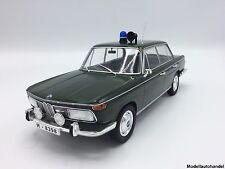 Bmw 2000 ti (tipo 120) policía 1966 - 1:18 microg