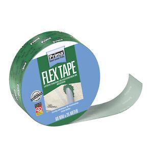 Prima Flex tape ruban adhésif 25 M rôle flexible collage vapeur verrouillage vapeur frein