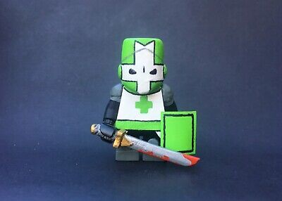 Castle Crashers Free Paper Toys Download - http://www ... | 286x400