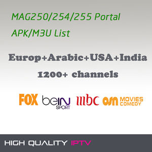 Geman Italy Portugal Account 2800+ Live Europe TV Channels VOD (Sky