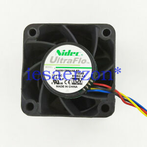 For NIDEC Converter fan W40S12BS4A5-07 12V 0.73A 4 wire free shipping