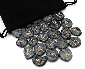 Snowflake-Obsidian-Elder-Futhark-Gemstone-Rune-Set